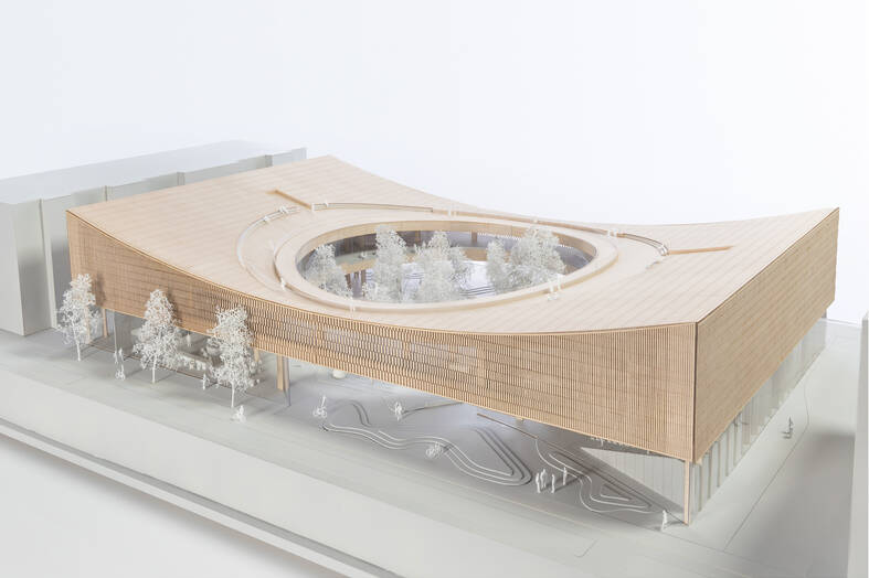 science center model